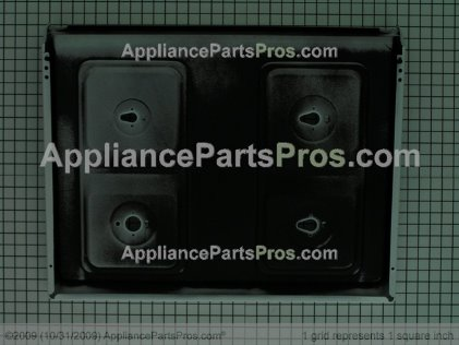 Frigidaire Main Top 316202350 from AppliancePartsPros.com