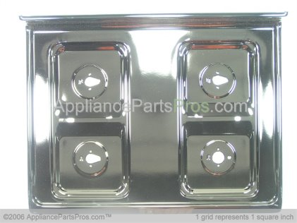 Frigidaire Main Top 316202353 from AppliancePartsPros.com