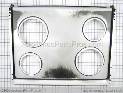 Frigidaire Main Top 316202388 from AppliancePartsPros.com