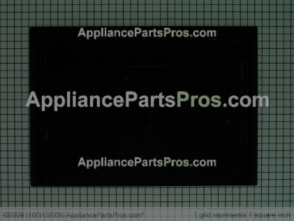 Frigidaire Main Top 318223614 from AppliancePartsPros.com