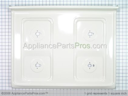 Frigidaire Main Top`bisque 316202334 from AppliancePartsPros.com