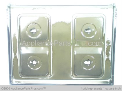 Frigidaire Main Top`black 316202331 from AppliancePartsPros.com