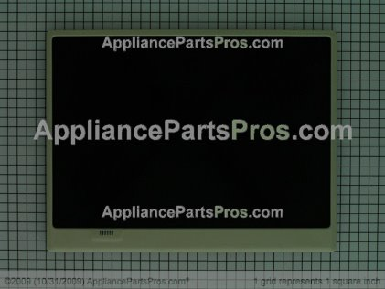 Frigidaire Main Top, Glass , Black 318079502 from AppliancePartsPros.com
