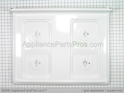 Frigidaire Main Top, White 316202354 from AppliancePartsPros.com