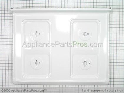 Frigidaire Main Top, White 316202354 from AppliancePartsPros.com