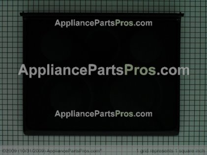 Frigidaire Maintop 316531925 from AppliancePartsPros.com