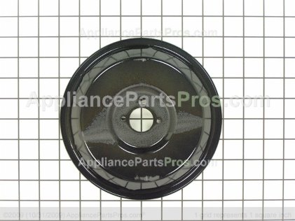Frigidaire Medium Burner Pan 318168014 from AppliancePartsPros.com