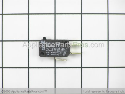 Frigidaire Micro Switch 218479900 from AppliancePartsPros.com