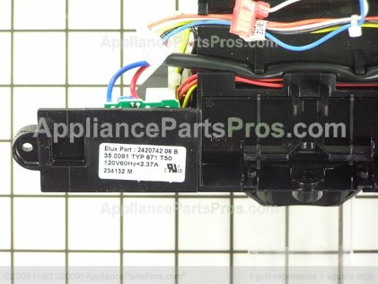 Frigidaire Module, Dispenser 242074206 from AppliancePartsPros.com
