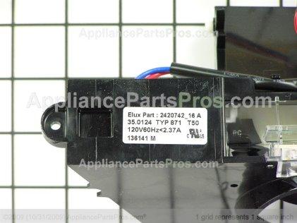 Frigidaire Module-Dispenser 242074216 from AppliancePartsPros.com