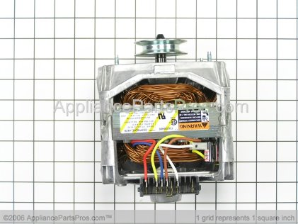 Frigidaire Motor 134156400 from AppliancePartsPros.com