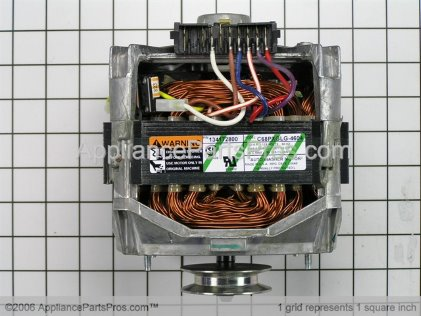 Frigidaire Motor 134172800 from AppliancePartsPros.com