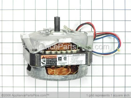 Frigidaire Motor 5303943142 from AppliancePartsPros.com