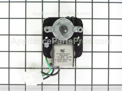 Frigidaire Motor-Condenser Fan 242018404 from AppliancePartsPros.com