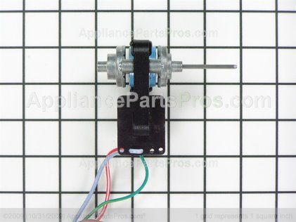 Frigidaire Motor-Evap Fan 241854601 from AppliancePartsPros.com