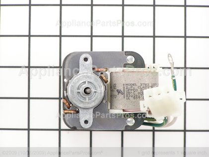 Frigidaire Motor-Evaporator Fan 218878801 from AppliancePartsPros.com