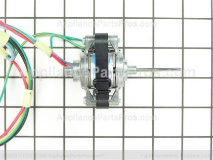 Frigidaire Motor-Fan 241854401 from AppliancePartsPros.com