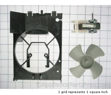 Frigidaire Motor/fan 5303922053 from AppliancePartsPros.com