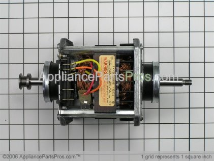 Frigidaire Motor & Pulley 5303283470 from AppliancePartsPros.com