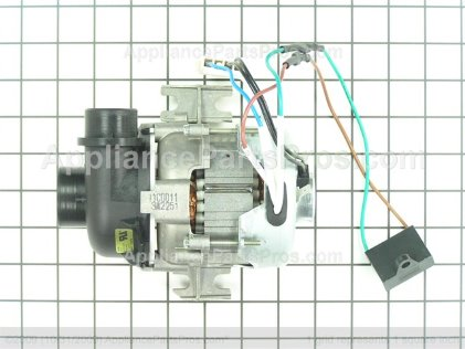 Frigidaire Motor & Pump Assy 154614002 from AppliancePartsPros.com