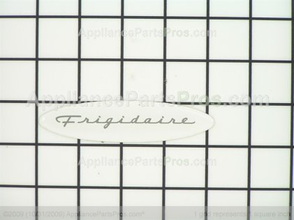 Frigidaire Nameplate 216892802 from AppliancePartsPros.com