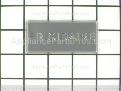 Frigidaire Nameplate 242016301 from AppliancePartsPros.com