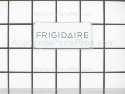 Frigidaire Nameplate 242062801 from AppliancePartsPros.com