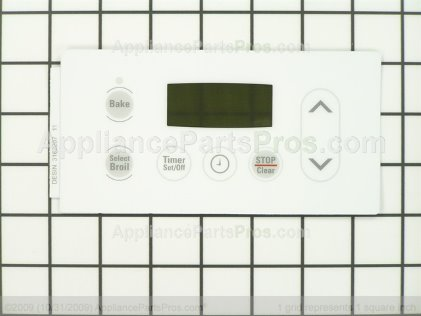 Frigidaire Overlay 316220711 from AppliancePartsPros.com