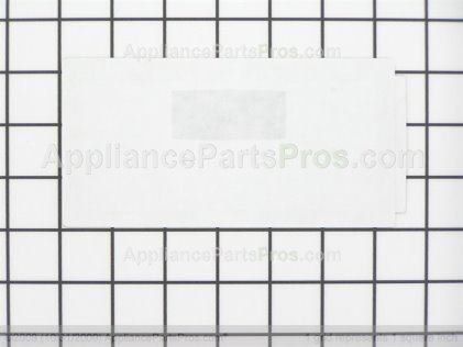 Frigidaire Overlay 316220713 from AppliancePartsPros.com