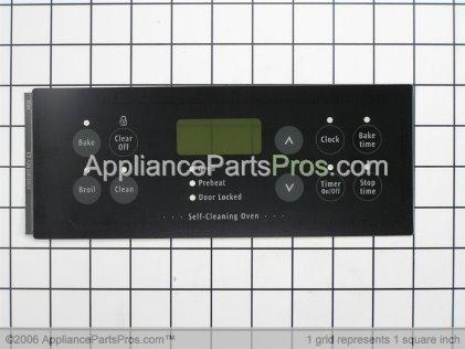 Frigidaire Overlay 316220805 from AppliancePartsPros.com
