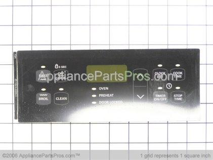Frigidaire Overlay 316220818 from AppliancePartsPros.com