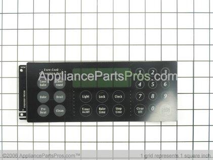 Frigidaire Overlay 316243301 from AppliancePartsPros.com