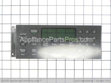 Frigidaire Overlay 316246903 from AppliancePartsPros.com