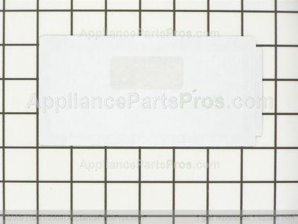 Frigidaire Overlay 316354400 from AppliancePartsPros.com