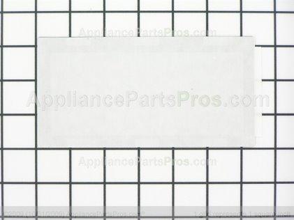 Frigidaire Overlay 316354402 from AppliancePartsPros.com