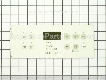 Frigidaire Overlay 316419105 from AppliancePartsPros.com