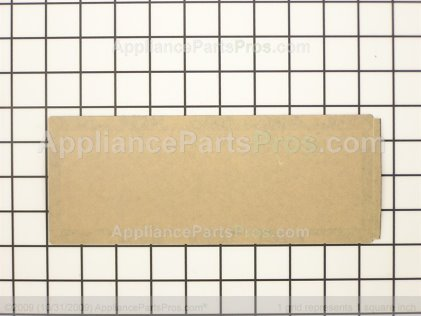Frigidaire Overlay 316419106 from AppliancePartsPros.com