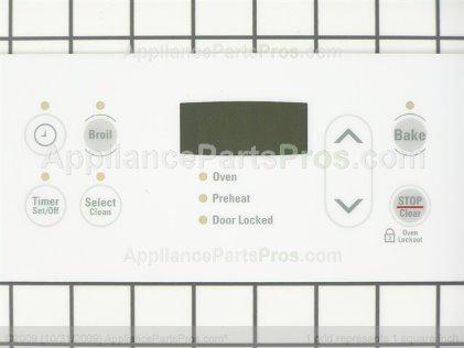 Frigidaire Overlay 316419107 from AppliancePartsPros.com
