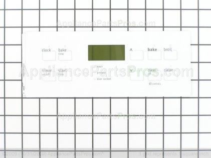 Frigidaire Overlay 316419137 from AppliancePartsPros.com