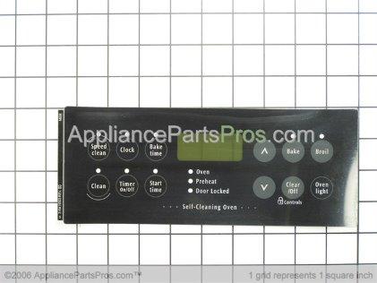 Frigidaire Overlay 316419303 from AppliancePartsPros.com