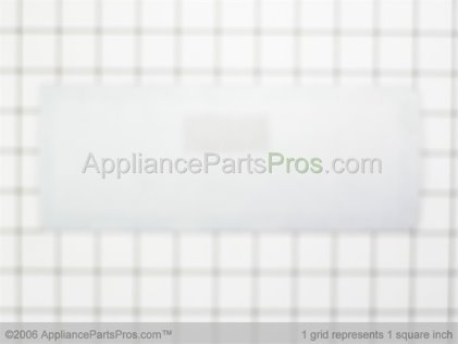 Frigidaire Overlay 316419304 from AppliancePartsPros.com
