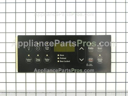 Frigidaire Overlay 316419306 from AppliancePartsPros.com