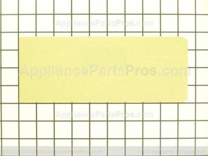Frigidaire Overlay 316419308 from AppliancePartsPros.com