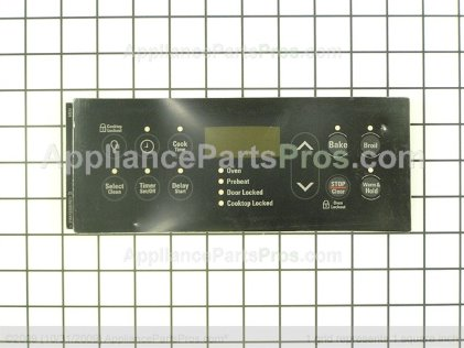 Frigidaire Overlay 316419309 from AppliancePartsPros.com