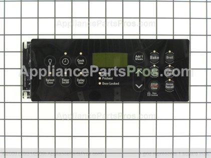 Frigidaire Overlay 316419503 from AppliancePartsPros.com