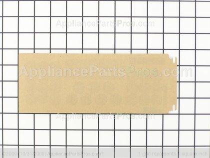 Frigidaire Overlay 316419701 from AppliancePartsPros.com
