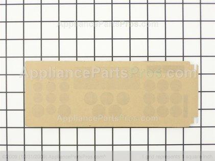 Frigidaire Overlay 316419705 from AppliancePartsPros.com