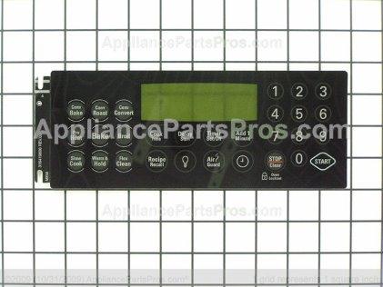 Frigidaire Overlay 316419806 from AppliancePartsPros.com