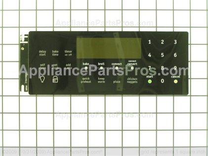 Frigidaire Overlay 316419821 from AppliancePartsPros.com