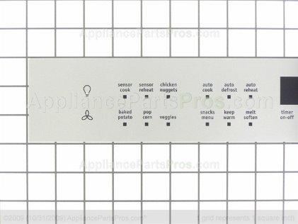 Frigidaire Overlay 5304471817 from AppliancePartsPros.com